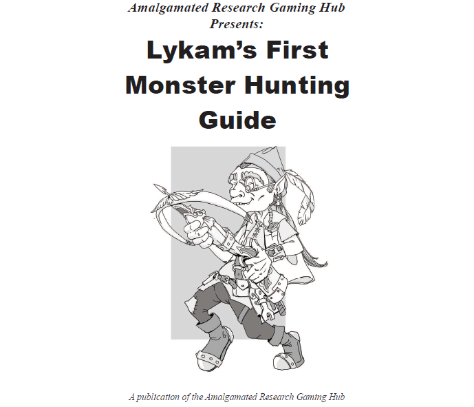 Lykam's Monsters